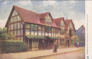 TUCK #774 ; Stratford-On-Avon , Shakespeare´s Birthplace , England , 00-10s