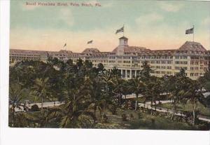 Florida Palm Beach Royal Poinciana Hotel