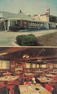 DOWNERS GROVE, Illinois, 1940-60s; The Last Word Restaurant