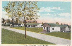 ATHENS , Georgia , 1910s ; Brays Tourist Camp