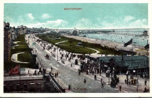 England Merseyside Southport