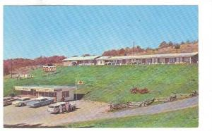 Park Vista Motel and Restaurant, West Jefferson, North Carolina, 40-60s