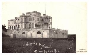 Rhode Island  Block Island , Searles Mansion PMC