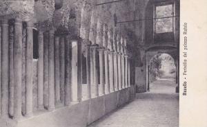 Peristilio Del Palazzo Rufolo, Ravello (Campania), Italy, 1900-1910s