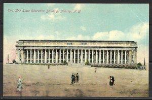 New York, Albany - New State Education Building - [NY-291]
