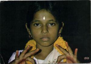 reunion, La Malbaraise, Native Tamil Girl, Malbars 1987