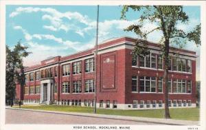 Maine Rockland High School