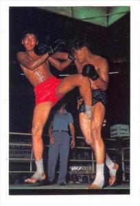 Thai Boxing, Bangkok , Thailand , 40-60s