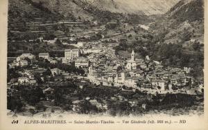 CPA Alpes-Maritimes - Saint-Martin-Vésubie - Vue générale (110983)