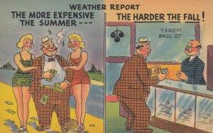 Man, rich..then broke , 1930-40s