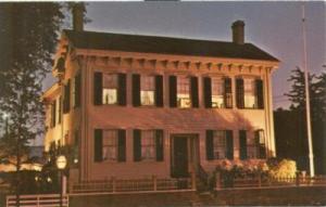 Abraham Lincoln's Home, Springfield Illinois unused 1970 ...