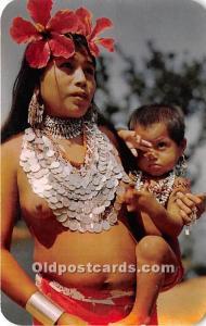Chokoi Indian Women African Nude Postcard Darien Indians, Panama Unused