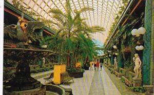 Florida Clearwater Kapok Tree Inn Entrance Mall 1972