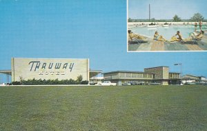 ALBANY , New York , 50-60s ; Thruway Motor Inn