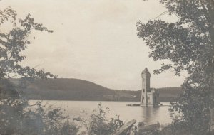 RP: COOPERSTOWN , New York , 1918 ; Lake