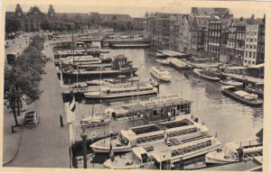 AMSTERDAM, Noord-Holland, Netherlands, 1900-1910's; Reederij Plas
