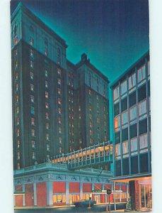 Pre-1980 HOTEL SCENE Durham North Carolina NC AE1357