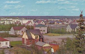 Canada Yellowknife From Matonabbee Avenue Northwest Territories