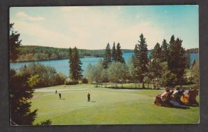 9th Hole Riding Mountain National Park, Clear Lake, Manitoba - Unused