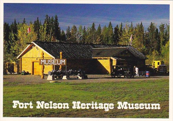Fort Nelson Heritage Museum British Columbia Canada