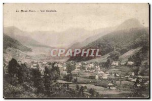 Mount Dore Old Postcard General view