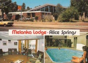 ALICE SPRINGS , Australia , 60-80s ; Melanka Lodge