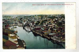 Aerial  View of  Providence  River Rhode Island
