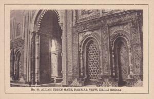 Allah Uddin Gate, Partial View, Delhi, India, 1910-1920s