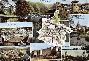 BR26952 Aredennes map cartes geographiques France