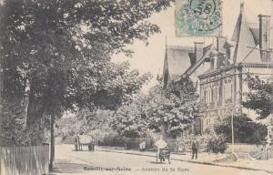 France CPA Romilly-sur-Seine (Dep.10) Aube (c4247)