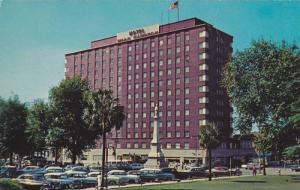 Exterior, Hotel Wade Hampton,  Columbia,  South Carolina,  40-60s