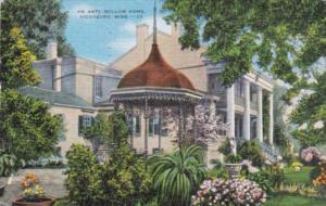 Mississippi Vicksburg An Ante Bellum Home 1948