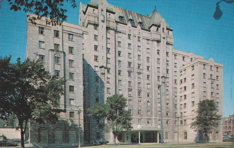 OTTAWA, Ontario, Canada, 1940-1960's; The Lord Elgin Hotel