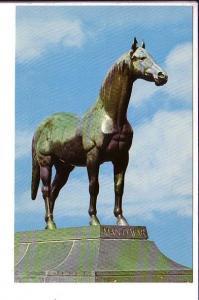 Kentucky Horse Park, Man O War Statue