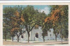 Kansas Manhattan First Presbyterian Church