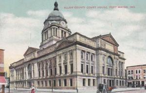 Indiana Fort Wayne Allen County Court House