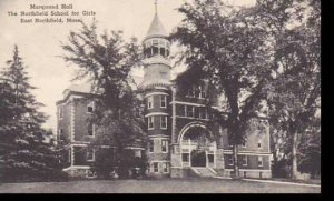 Massachusetts East Northfield Marquand Hall Northfield School For Girls Alber...