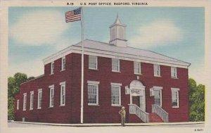Virginia Radford U S Post Office