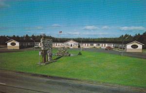 Highland Motel , NORTH SYDNEY , Nova Scotia, Canada , 50-60s
