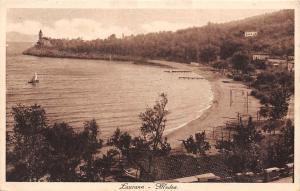 Croatia Laurana - Medea, Lovran Medveja, boat, bateau
