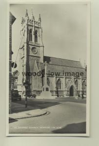 iw0061 - St Thomas' Church , Newport , Isle of Wight - postcard by Dean