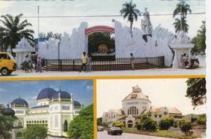 Kota Medan , Sumatra , Indonesia , PU-1988