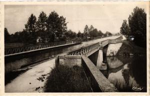 CPA Bologne - Le Pont Canal (368493)