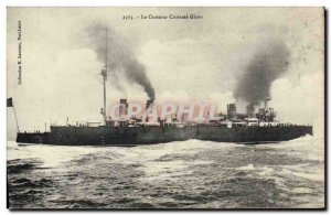 Old Postcard The Galilee Boat 3rd class cruiser