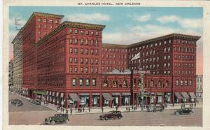 NEW ORLEANS , Louisiana , 1938 ; St Charles Hotel