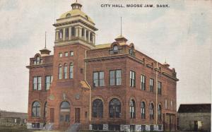 MOOSE JAW , Saskatchewan , Canada , 00-10s ; City Hall
