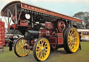 Traction Engine Series D. 218 Fowler Showman's Road Locomotive Supreme No. 3