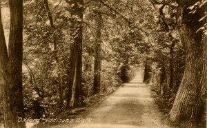 UK - England, Oxford.  Addison's Walk
