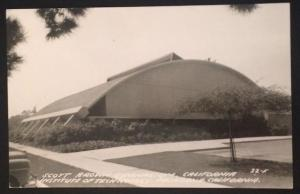 Scott Brown Gymnasium Institute of Technology Pasadena California 22F Real Photo