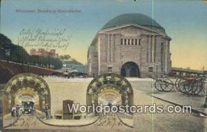 Hamburg Steinwarder Germany, Deutschland Postcard Elbtunnel Hamburg Steinward...